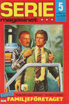 Cover for Seriemagasinet (Semic, 1970 series) #5/1982