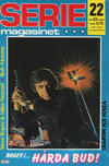 Cover for Seriemagasinet (Semic, 1970 series) #22/1982
