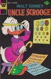 Cover Thumbnail for Walt Disney Uncle Scrooge (1963 series) #140 [Whitman]
