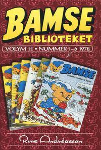 Cover Thumbnail for Bamsebiblioteket (Egmont, 2000 series) #11