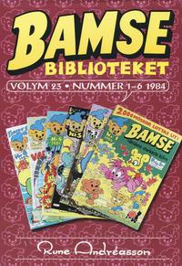 Cover Thumbnail for Bamsebiblioteket (Egmont, 2000 series) #23