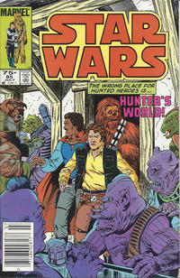 Cover Thumbnail for Star Wars (Marvel, 1977 series) #85 [Canadian]