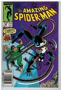 Cover Thumbnail for The Amazing Spider-Man (Marvel, 1963 series) #297 [Newsstand]