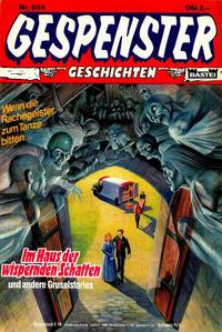 Cover Thumbnail for Gespenster Geschichten (Bastei Verlag, 1974 series) #604