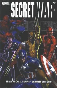 Cover Thumbnail for Secret War (Marvel, 2006 series)