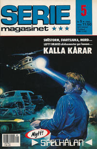 Cover Thumbnail for Seriemagasinet (Semic, 1970 series) #5/1990