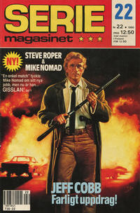Cover Thumbnail for Seriemagasinet (Semic, 1970 series) #22/1990