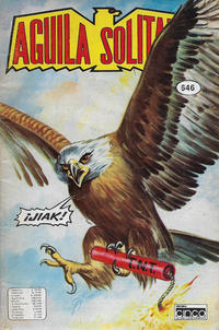 Cover Thumbnail for Aguila Solitaria (Editora Cinco, 1976 ? series) #646
