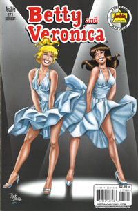 Cover Thumbnail for Betty and Veronica (Archie, 1987 series) #271 [Variant Edition]