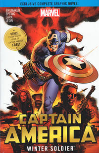 Cover Thumbnail for Captain America: The Winter Soldier (Marvel, 2014 series) #1