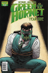 Cover Thumbnail for Green Hornet: Year One (Dynamite Entertainment, 2010 series) #11
