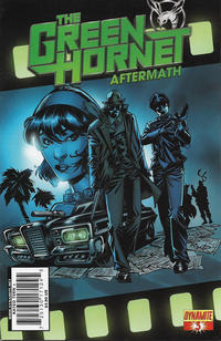 Cover Thumbnail for The Green Hornet: Aftermath (Dynamite Entertainment, 2011 series) #3