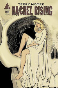 Cover Thumbnail for Rachel Rising (Abstract Studio, 2011 series) #35