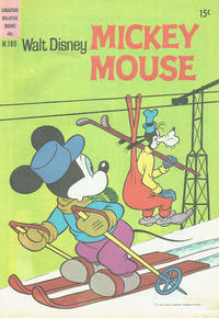 Cover Thumbnail for Walt Disney's Mickey Mouse (W. G. Publications; Wogan Publications, 1956 series) #190