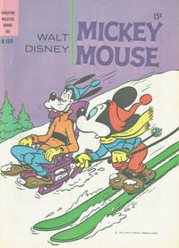 Cover Thumbnail for Walt Disney's Mickey Mouse (W. G. Publications; Wogan Publications, 1956 series) #199