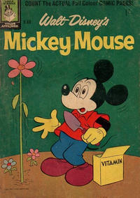 Cover Thumbnail for Walt Disney's Mickey Mouse (W. G. Publications; Wogan Publications, 1956 series) #60
