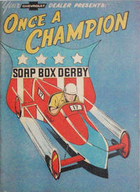 Cover Thumbnail for Once a Champion (American Comics Group, 1963 series)