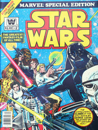 Cover for Marvel Special Edition Featuring Star Wars (Marvel, 1977 series) #2