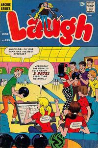 Cover Thumbnail for Laugh Comics (Archie, 1946 series) #195