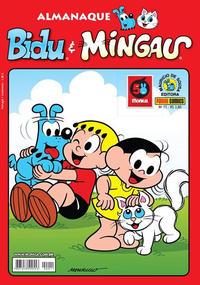 Cover Thumbnail for Almanaque Bidu & Mingau (Panini Brasil, 2008 series) #11