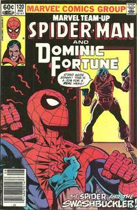 Cover Thumbnail for Marvel Team-Up (Marvel, 1972 series) #120 [Newsstand]