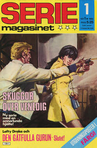 Cover Thumbnail for Seriemagasinet (Semic, 1970 series) #1/1982