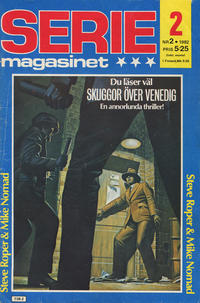 Cover Thumbnail for Seriemagasinet (Semic, 1970 series) #2/1982