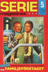 Cover Thumbnail for Seriemagasinet (Semic, 1970 series) #5/1982