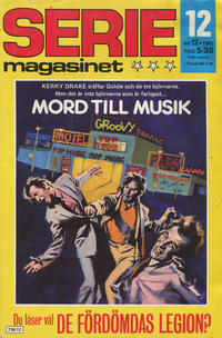 Cover Thumbnail for Seriemagasinet (Semic, 1970 series) #12/1982