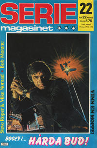 Cover Thumbnail for Seriemagasinet (Semic, 1970 series) #22/1982