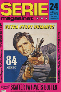 Cover Thumbnail for Seriemagasinet (Semic, 1970 series) #24/1982