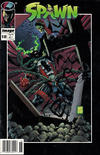 Cover for Spawn (Image, 1992 series) #18 [Newsstand Edition]
