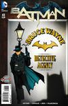 Cover for Batman (DC, 2011 series) #43 [Bombshells Variant]