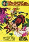 Cover for Tarzan (Atlantic Förlags AB, 1977 series) #4/1977