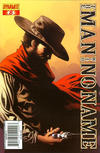 Cover for The Man with No Name (Dynamite Entertainment, 2008 series) #8 [Main Cover]