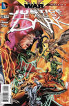 Cover Thumbnail for Justice League Dark (2011 series) #22 [Brett Booth / Norm Rapmund Cover]