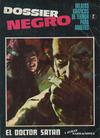 Cover for Dossier Negro (Ibero Mundial de ediciones, 1968 series) #2
