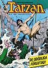 Cover for Tarzan (Atlantic Förlags AB, 1977 series) #3/1981