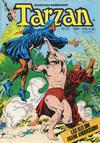 Cover for Tarzan (Atlantic Förlags AB, 1977 series) #21/1981