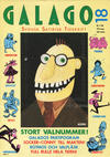 Cover for Galago (Atlantic Förlags AB; Tago, 1980 series) #18