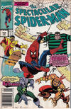 Cover Thumbnail for The Spectacular Spider-Man (1976 series) #169 [Australian Newsstand Edition]