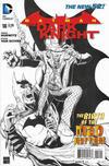 Cover Thumbnail for Batman: The Dark Knight (2011 series) #18 [Ethan Van Sciver Black & White Cover]