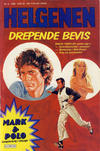 Cover for Helgenen (Semic, 1977 series) #9/1986
