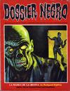 Cover for Dossier Negro (Ibero Mundial de ediciones, 1968 series) #36