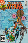 Cover for Tales of the Teen Titans (DC, 1984 series) #60 [Direct Sales]