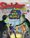 Cover for Sinister Tales (Alan Class, 1964 series) #186