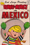 Cover for Dennis the Menace Giant (Hallden; Fawcett, 1958 series) #8 [Second Printing]