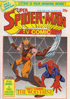 Cover for Super Spider-Man TV Comic (Marvel UK, 1981 series) #484