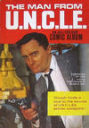 Cover for The Man from U.N.C.L.E. Comic Album (World Distributors, 1966 series)