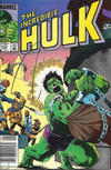 Cover Thumbnail for The Incredible Hulk (1968 series) #303 [Canadian]